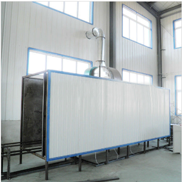 Degreasing & Phosphorization room for 55 gallon steel drum making
