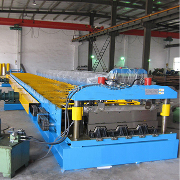 PR roof sheet roll forming machine