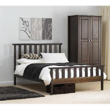furniture bed / latest bed designs / wood bed