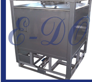 500L stainless steel