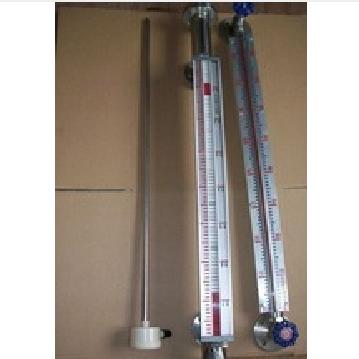 Magnetic sub-level gauge/level indicator