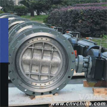 Vatac Double Flanged Butterfly Valve, Flange Butterfly Valve