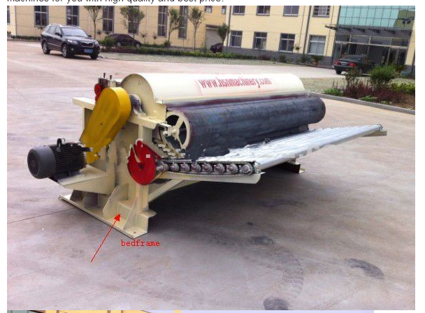 Cotton and Chemical Fibers Carding Machine