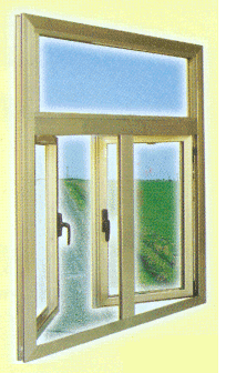Aluminium Casement Window (01)