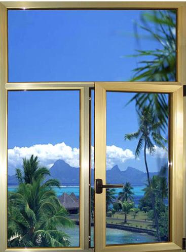 Aluminium Window ((03)