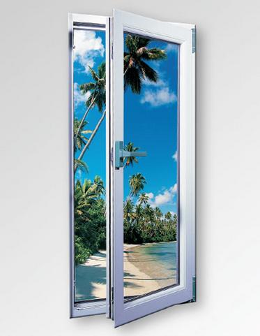 Aluminium Window ((01)