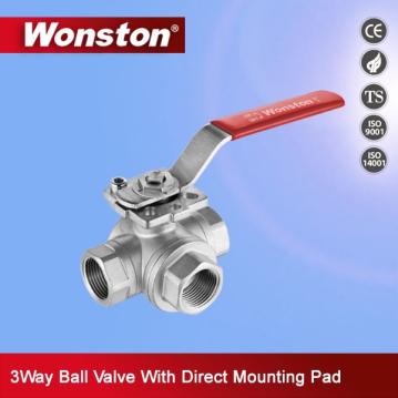 three way valve supplier