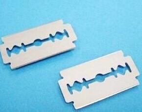 Shaving Double Razor Blades