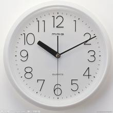 12 inch Round Plastic Wall Clock WH-6815