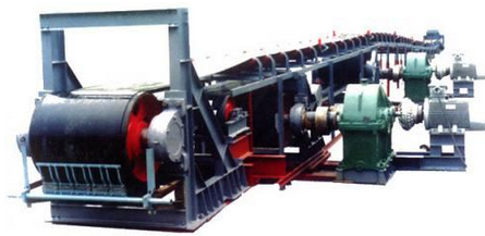 coal conveyer system