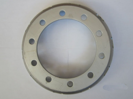 steel wheel spoke used for truck wheel and hyundai passenger bus wheel parts