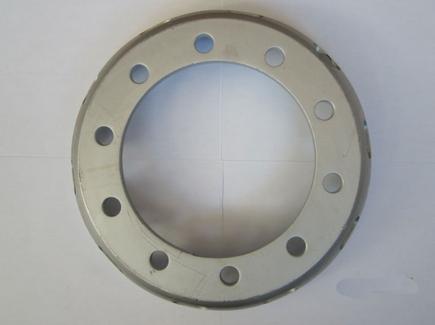 steel wheel spoke used for truck wheel and hyundai passenger bus wheel parts