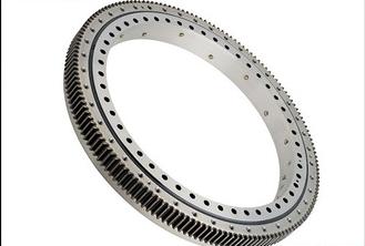 Tunnel Boring Machine External Gear Single Row Ball Slewing Ring