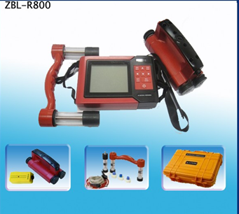 New Multi Function Rebar Detector ZBL-R800,thickness analyzer