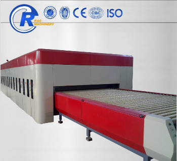 THP1307 Flat Glass Tempering Furnace