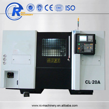 CL-20A SLANT BED CNC LATHE MACHINE