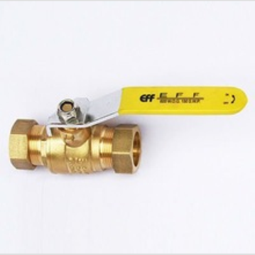 Compression Brass Ball Valve (Comp * Comp)