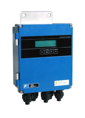 Japan's Fuji FSV type ultrasonic flowmeter