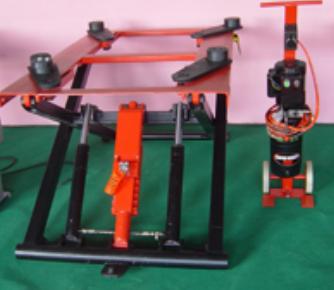Car Lifter/Auto Scissor Lift/Auto Lift (YHYJ1228Y-A)
