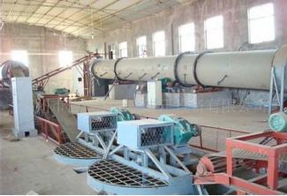 Biological fertilizer equipment