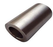 Machining carton steel tube