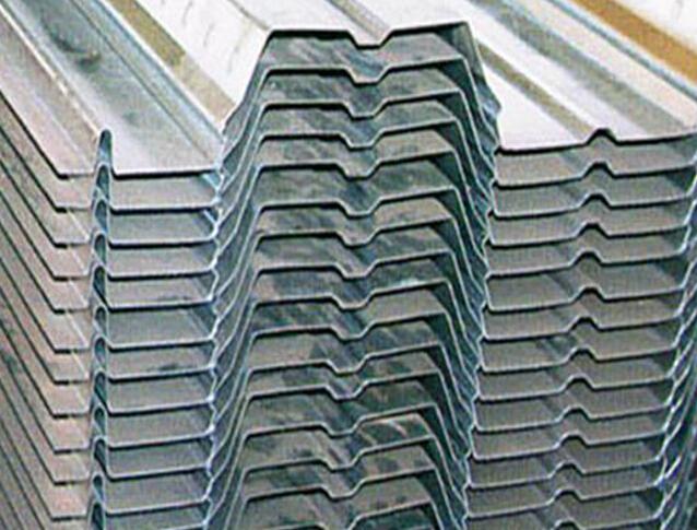 Steel bearing plate