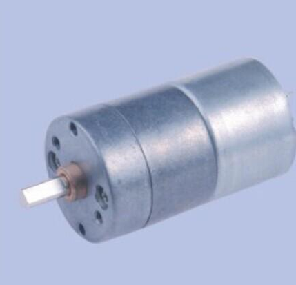 long life and low noise micro geared motor