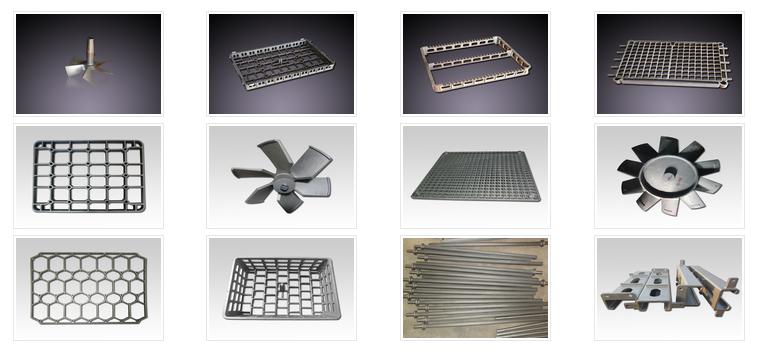 heat treatment parts