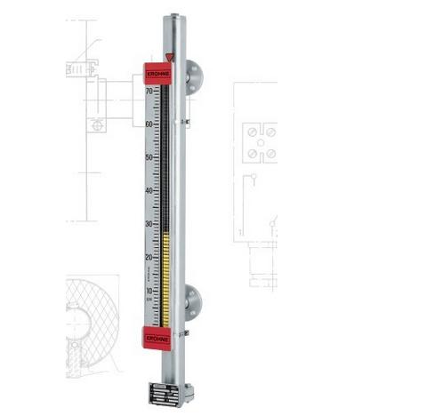 Krohne Magnetic Level Meter (BM26)