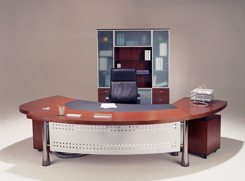 Modern Wood Office Executive Desk  (XZ-ED-02)