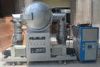 1600C 7X10-3Pa water cooling high vacuum furnace laboratory