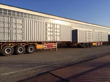 High Quality Vehicle Mounted Container