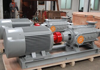 D Series Multistage Centrifugal Pumps, Industrial Electric Water Pumps, Multistage Pump Horizontal