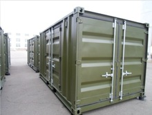 20ft open hardtop offshore container for sale in Dalian