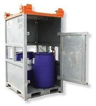 DNV 2.7-1 Drum Rack/Bottle Rack/Sylinder racks