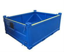 The 6 feet opentop offshore basket container