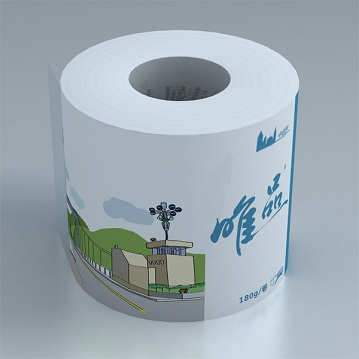 3 ply household toilet paper