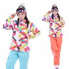 fur edelweiss european waterproof ski suit