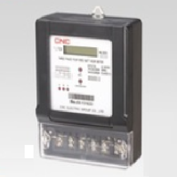 Three Phase Multifunction Electronic Meter