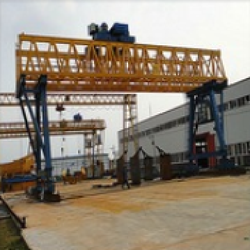 3 Control Methods Double Girder Gantry Crane