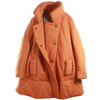 2014 cheap nylon women cotton padded jacket