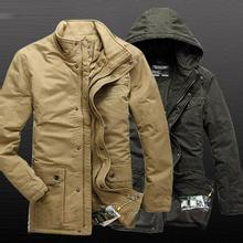 cotton padded jacket men
