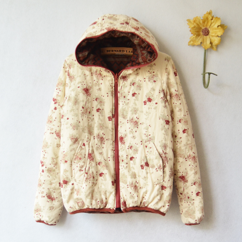 women's padded cotton jacket