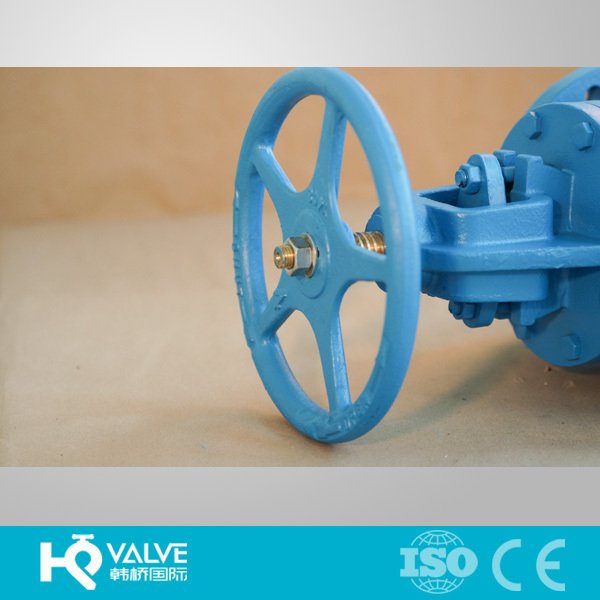 Flanged Type 2 Inch Manual Valve Manufacturer