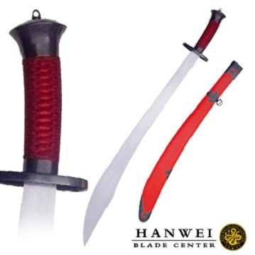 Hanwei SCP2064 Water Song Wushu Broadsword Chinese sword current stock factory supply