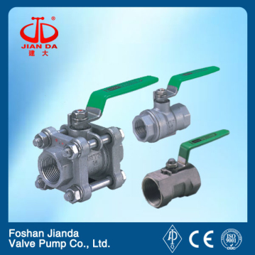 KITZ stainless steel ball valve