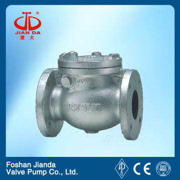KITZ casting flanged check valve