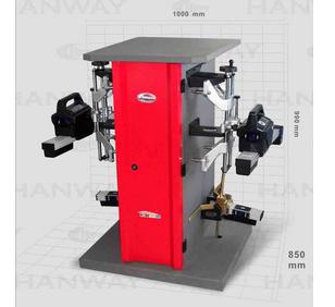 CCD Car Wheel Alignment, Car Wheel Aligner, Auto Diagnostic Machine (HWA-E18)