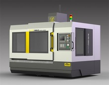 CNC 5 axis linkage gantry milling machine with Siemens system
