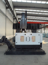 CNC Double column milling machine with fanuc system